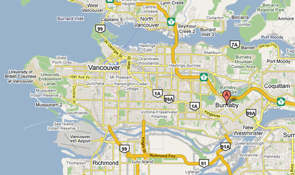 Burnaby 2010 Rentals Furnished Burnaby Olympic Accommodation Unfurnished Burnaby Homes For