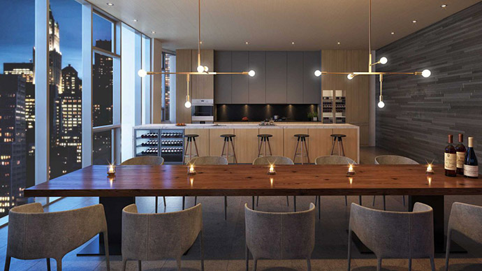 New vancouver condos for sale presale lower mainland for Best private dining rooms vancouver