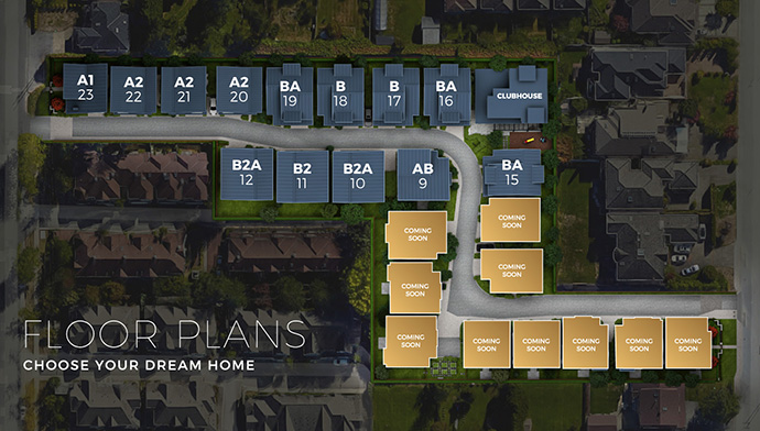 Only 23 single family Richmond detached homes are for sale at Dayton Avenue by Jacken Homes.