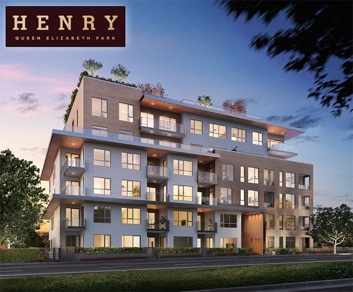 The Henry Condos in Vancouver Westside real estate market.