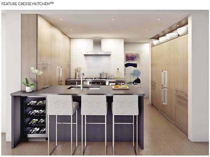 The Featured CresseyKitchen at Kings Crossing One.