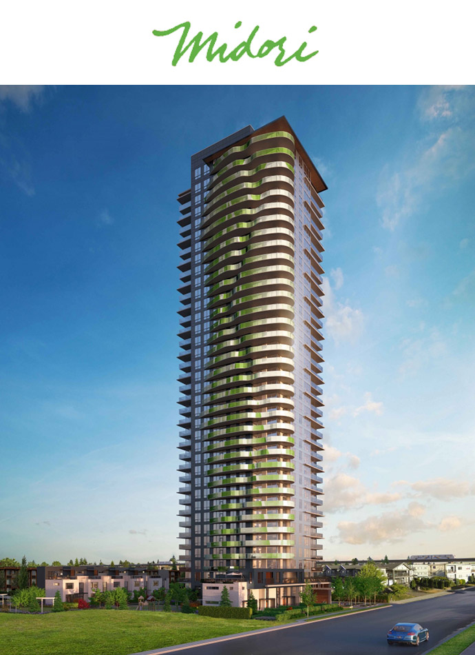 Polygon Midori Burnaby Condos for Sale.