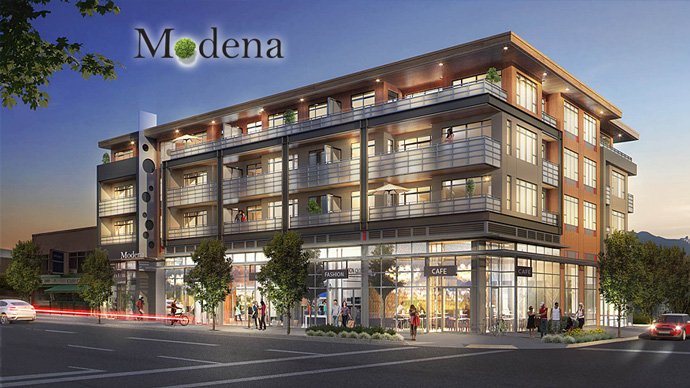 Presale Burnaby Modena condos by Citimark Homes.
