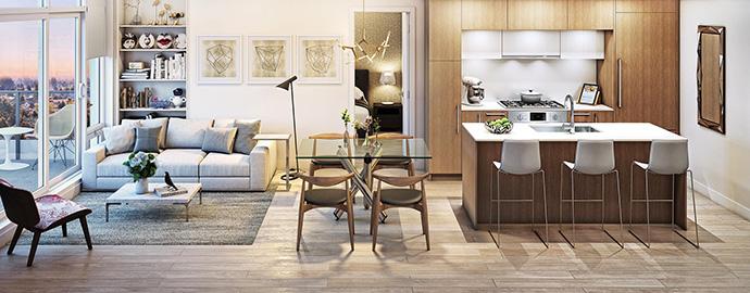 Cristine Oberti interior design.