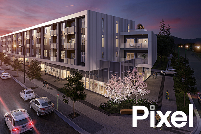 Royal Oak Burnaby PIXEL Condos by THIND Properties.