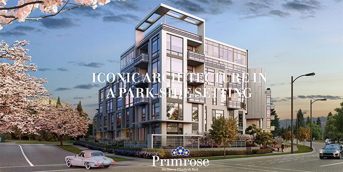 Primrose Vancouver condos.
