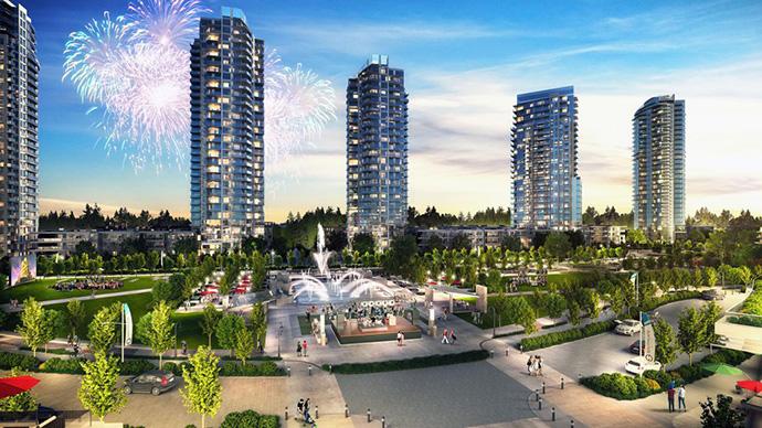 Southgate City Plaza.