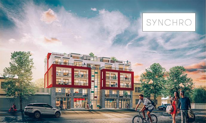 Mount Pleasant Synchro Vancouver condos for sale.