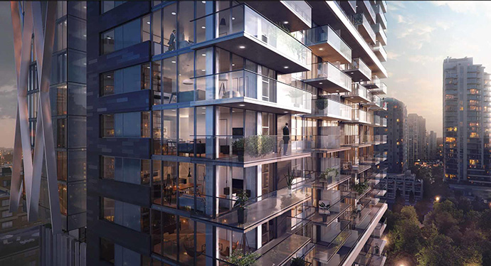 Spectacular 8X Yaletown Vancouver condos for sale.