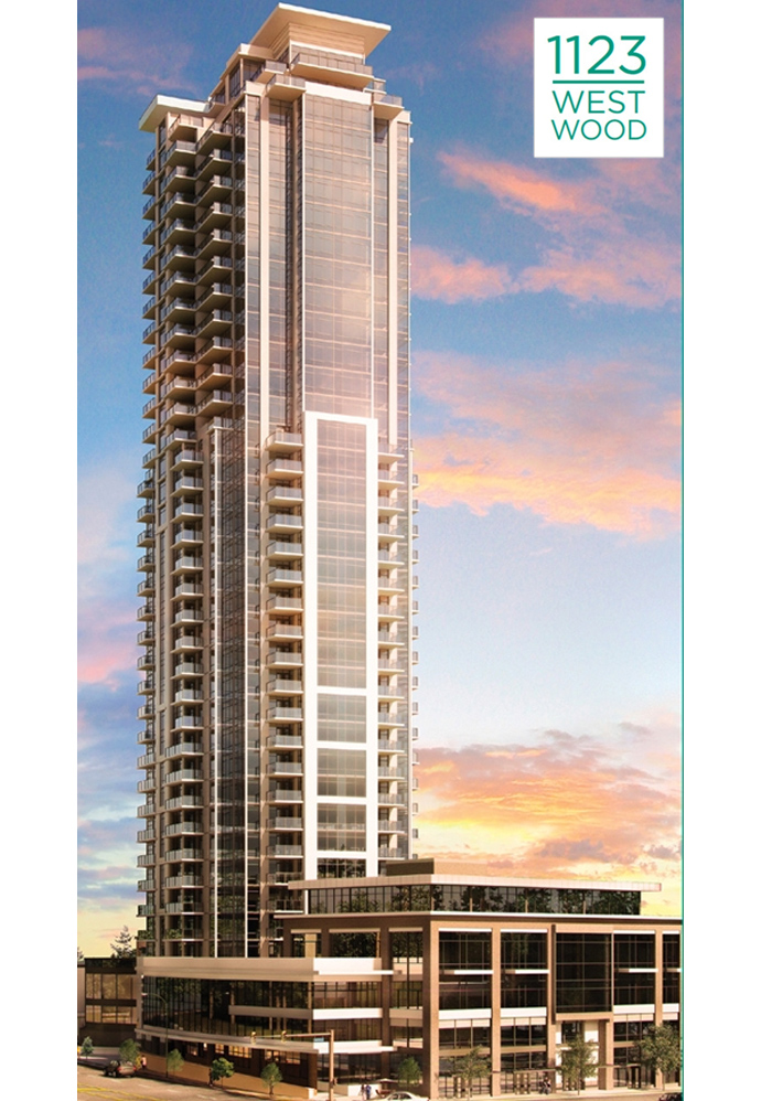 Evergreen Skytrain Line Coquitlam 1123 Westwood by Onni Group of Companies.