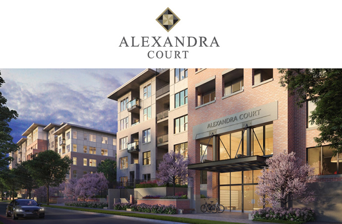 New Richmond Alexandra Court by Polygon condos for sale.