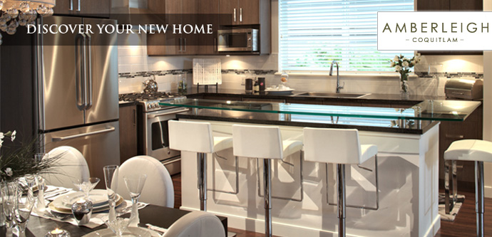 The Foothills of Burke Mountain Coquitlam Amberleigh by Morningstar Homes developer.