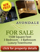Luxury Family Townhome for Sale at Avondale on St. Andrews in Central Lonsdale North Vancouver