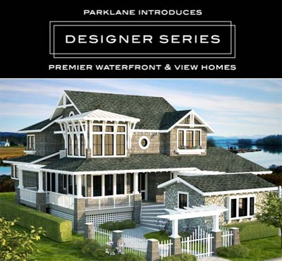 The impressive and affordable riverfront Bedford Landing Fort Langley Designer Series Homes is a ParkLane development now offered for sale.