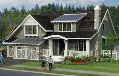 The Braemar and Stratford Designer Series home plans are now selling at Ft Langley real estate market.