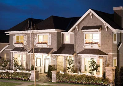 The Belmont Walk Duplex Homes at the Foothills is a new Coquitlam real estate development by Polygon Homes