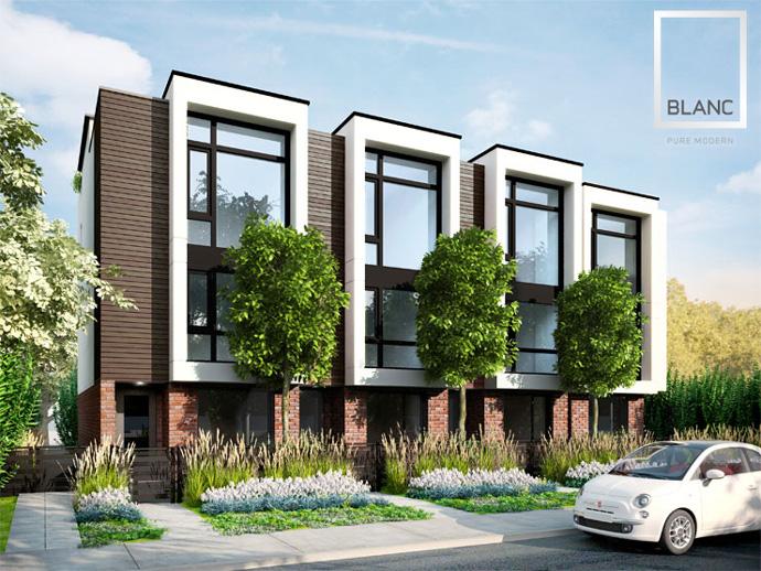Ultra modern town houses joy studio design gallery for Ultra modern homes for sale