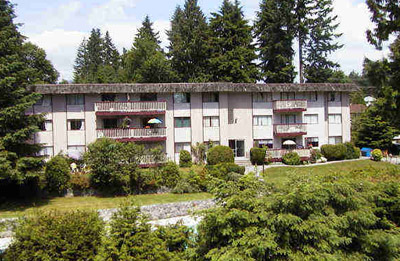 Blueridge Apartment rental suites in North Vancouver provide five different residental complexes with spacious and family friendly living spaces.