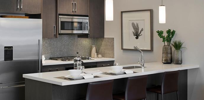 modern kitchens.