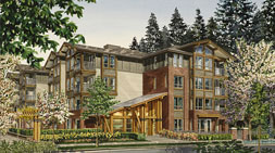 Polygon Branches Condo Pre-Construction Apartments are coming soon to North Vancouver Real Estate in the Lynn Valley community.
