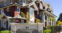 Cressey Developers introduces the re-sale Richmond townhomes at Brandywine Lane in the McLennan North community.