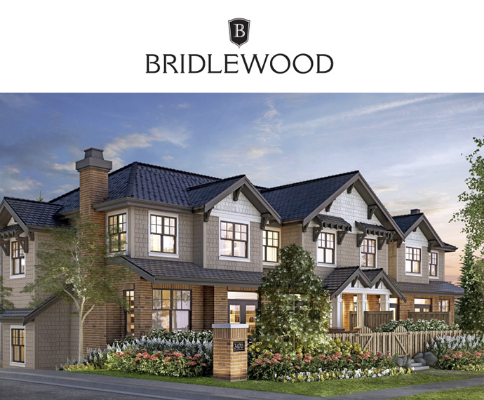 The Foothills of Burke Mountain Bridlewood Coquitlam townhomes for sale.