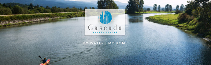 An intro to the waterview Maple Ridge Cascada condos.