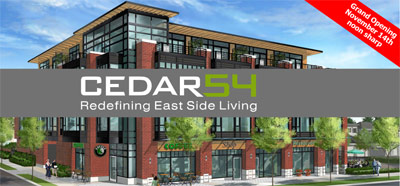 Empire Developers presents the new East Vancouver real estate development at the Cedar 54 Condos.