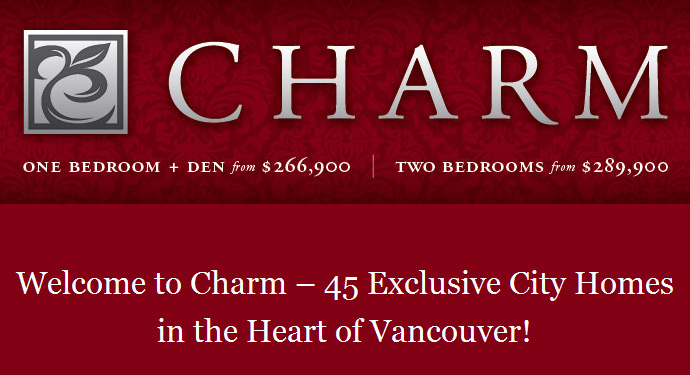 East Vancouver CHARM IMANI Developments