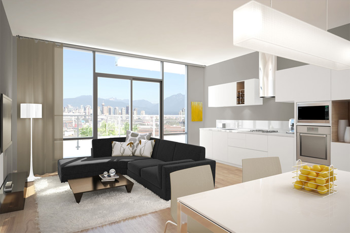 Luxury apartment finishes at affordable pricing.