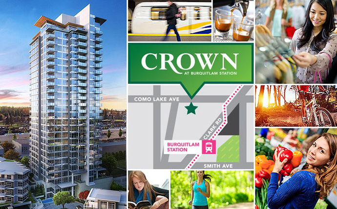 Presales Burquitlam Crown Coquitlam condos for sale.
