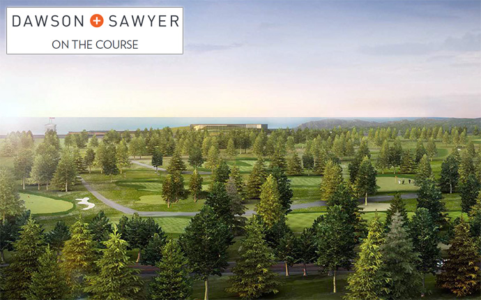 Dawson Sawyer Surrey On The Course Townhome project now selling.