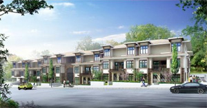 Almost sold-out the Decorus Townhomes in Burnaby Central Park range from 1 bedroom to two bedroom and den condo suites and townhouses at a reasonable cost. Located in Central Park, the Burnaby Decorus luxury townhomes provide excellent finishes and appliances.