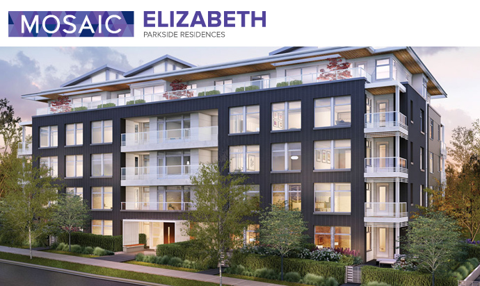 ELIZABETH by MOSAIC is the new Westside Vancouver luxury real estate development
