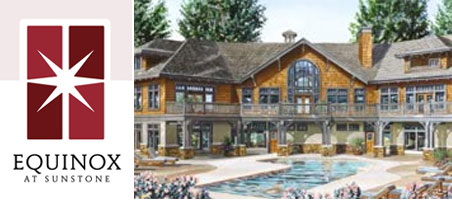The new North Delta Equinox Townhomes for sale in the master planned Sunstone Community.