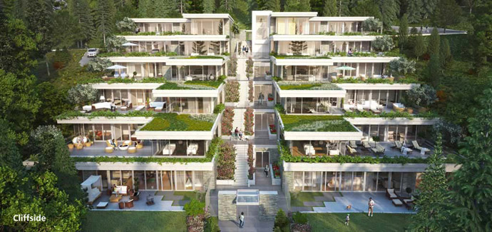 Evelyn Condominium Render. Evelyn Is West Vancouver Real Estateu0027s ...