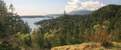 The Ridge at Evergreen Simply Bowen Island Homes Sites and Lots are now available for sale.  These Evergreen homesites on Bowen are part of a small community development.