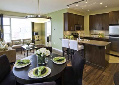 Eventually becoming the community focal point of Garrison Crossing Chilliwack, the condominiums at Garrison Village are now selling at affordable price points.