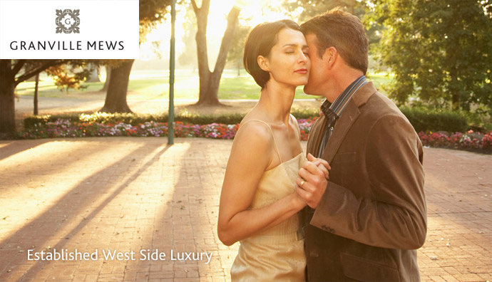 The Granville Mews Vancouver luxury homes for sale.