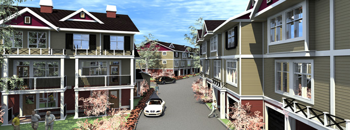 Awesome new Surrey townhouses for sale