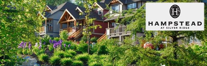 Hampstead at Silver Ridge Maple Ridge real estate development.
