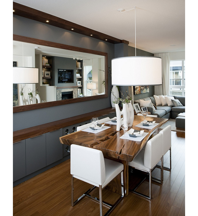More interior finishes at the new Abby homes for sale