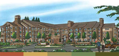 Master-planned community at Hawthorne Walnut Grove is located cenrally in the city of Langley BC.