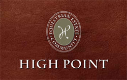 The new Langley High Point Equestrian Estates are presale Langley homesites and home lots for country living