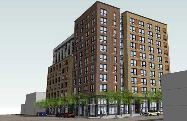 606 Powell Street Vancouver apartment development will start soon.