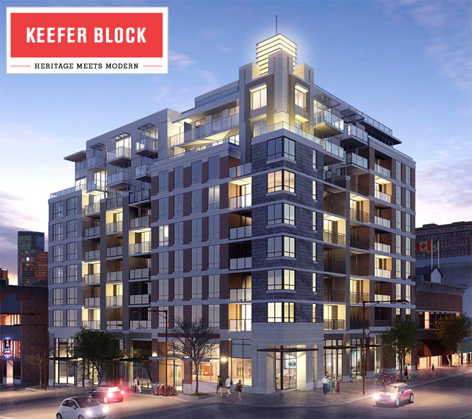 The Edge Apartments Vancouver: 189 Keefer Street Vancouver, Affordable Downtown Vancouver