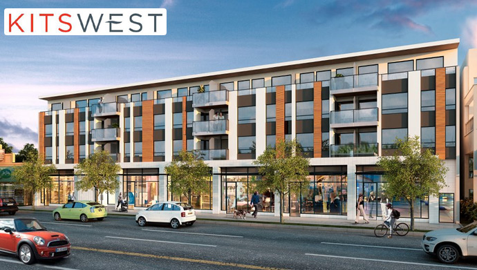 Boutique Kitsilano Condos for Sale in the Vancouver Westside Real Estate Market.