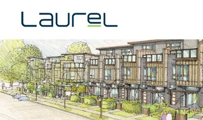 The new Burnaby Laurel Townhomes along Boundary Road represent a new pre-sale townhouse for sale opportunity with great views and an impeccable city location.