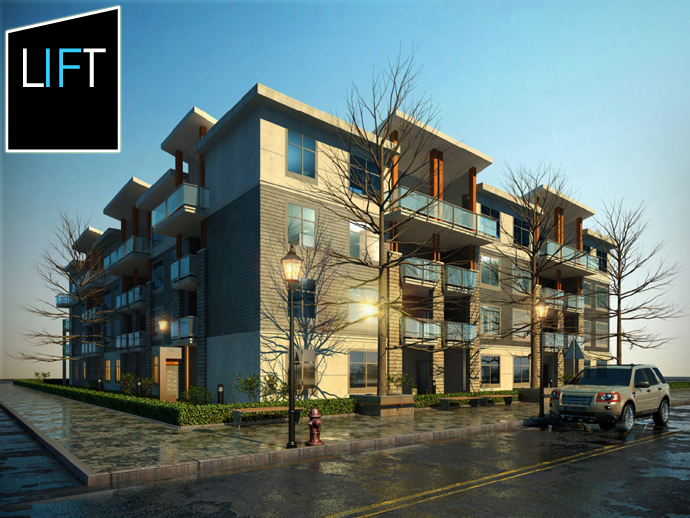 The most affordable Abbotsford condos for sale at LIFT Condominiums by Blexo Developments.