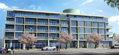 VIP Sales Event for LUMEN Condos is February 16th, 2008!
